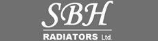 SBH radiators logo